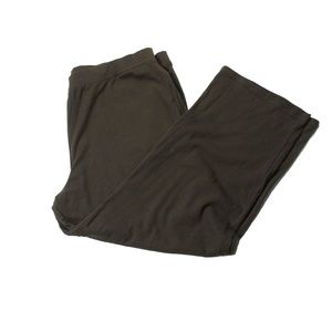 Ladies White Stag Size 4X Brown Pull on Pants